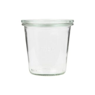 Weck patentglas 580 ml