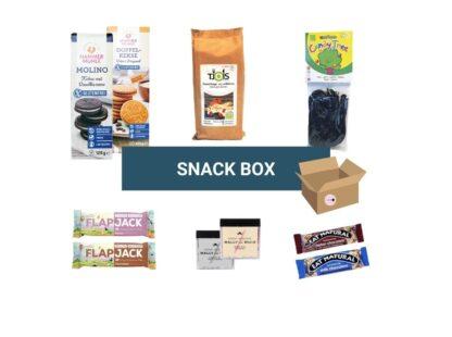 Glutenfri snack box