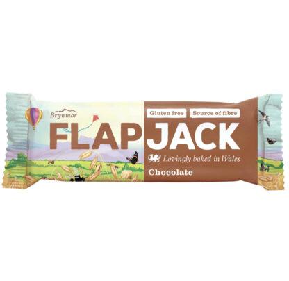 Flapjack chokoladeovertræk