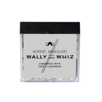 Wally and Whiz lakrids