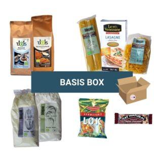 Glutenfri basis box