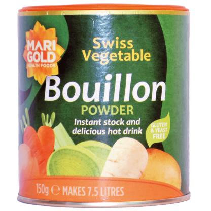 Glutenfri bouillon