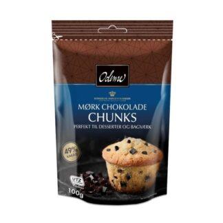 Odense chokolade chunks
