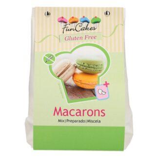 Glutenfri macaron fun cakes