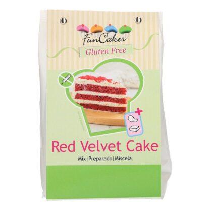 glutenfri red velvet cake mix