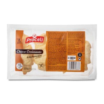glutenfri chokolade croissant