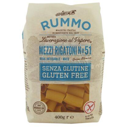 Mezzi rigatoni Glutenfri Rummo